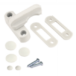 Upvc Window and Door Sash Jammer - White